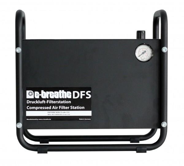 e-breathe Druckluft-Filterstation PRO 3 (V.2.0)