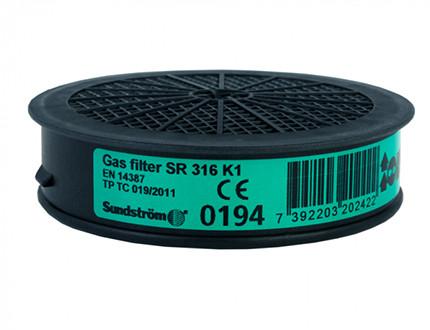 Sundström Gasfilter K1 SR 316