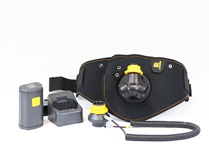 e-breathe Smartblower Zweifilter-System