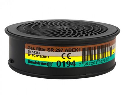 Sundström Gasfilter ABEK1 SR 297