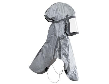 Clean Air Schulterhaube CA-2 (grau)