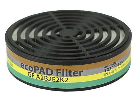 e-breathe ecoPAD GF A2B2E2K1
