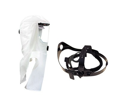 e-breathe Multi-Hood Kopfhalterung Adapter