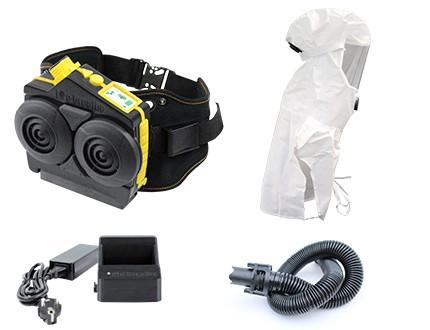 Ready-Pack e-breathe e-Flow mit PM Laborhaube AV