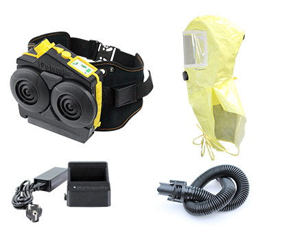 Ready Pack e-breathe e-Flow mit PM Chemical Hood