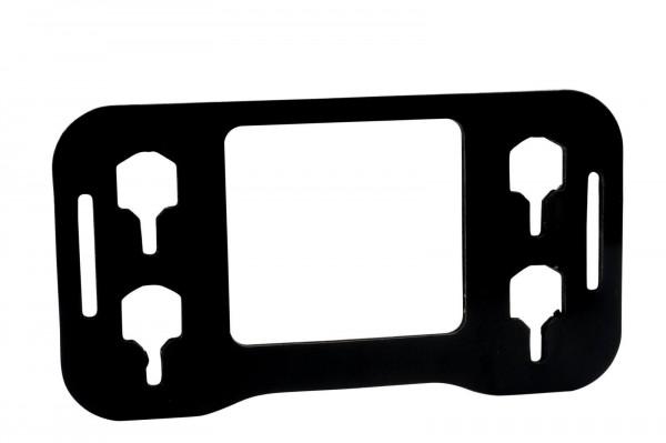 3M Rucksack-Adapter TR-655 für TR-600/800 Rückentrageplatte