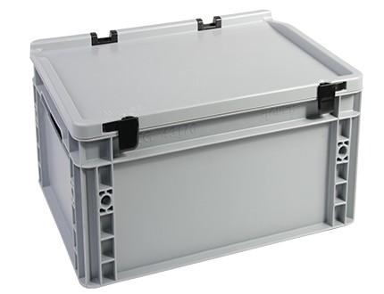 Aufbewahrungskiste + Deckel für e-breathe Frischluft-Druckschlauchgerät
