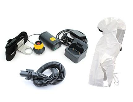Ready Pack Smartblower Einfilter-Betrieb mit PM Laborhaube AV