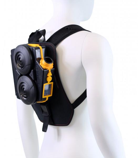 e-breathe e-breathe Rückentrageplatte Pro für e-Flow, Proflow