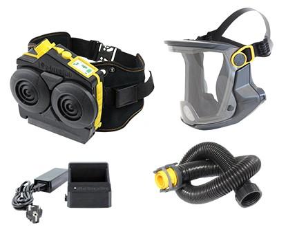 Ready-Pack e-breathe e-Flow mit e-breathe Multimask