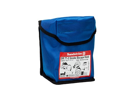 Sundström Tasche für Brandfluchthaube