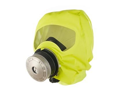 Dräger Chemie- und Brandfluchthaube Parat 7520 Soft Pack