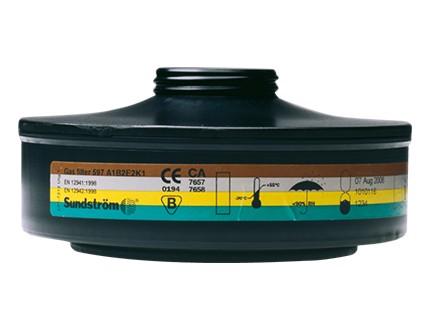 Sundström Gasfilter A1B2E2K1 SR 597