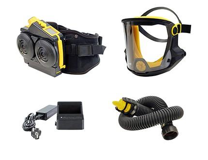 Ready-Pack e-breathe e-Flow mit e-breathe Multimask Pro