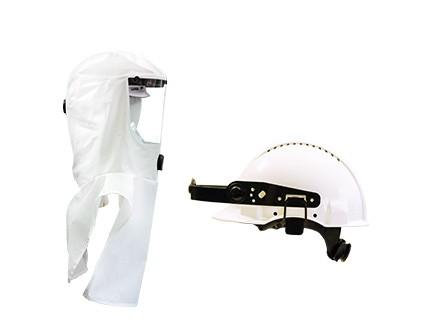 e-breathe Multi-Hood mit Helmhalterung