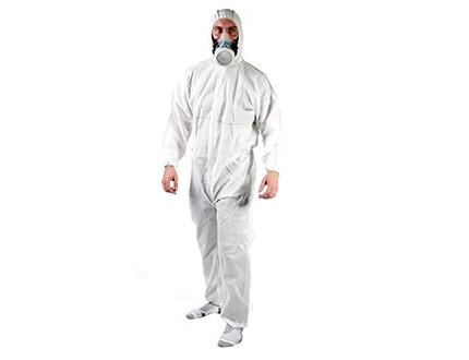 CoverTex Chemie-Schutzoverall Typ 5 6