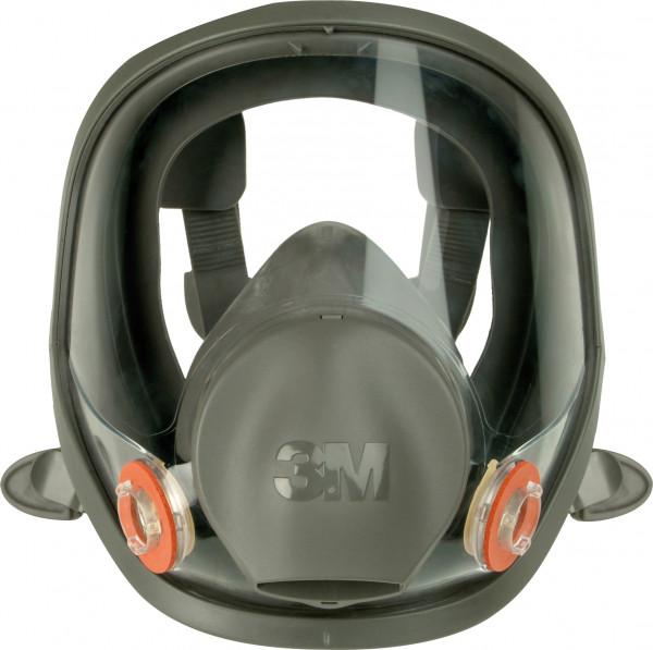 3M Atemschutzvollmaske Serie 6000 (Doppelfilter)