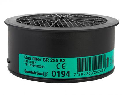 Sundström Gasfilter K2 SR 295