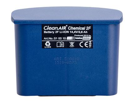 CleanAir Chemical 2F Ersatzakku