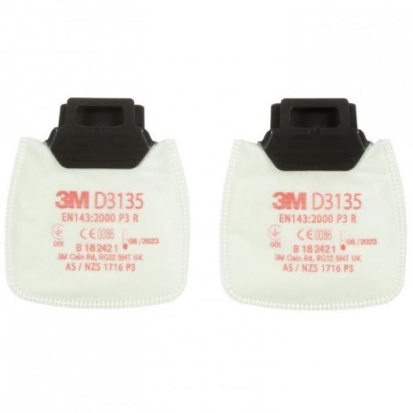 3M Partikelfilter P3 R D3135 für HF-800