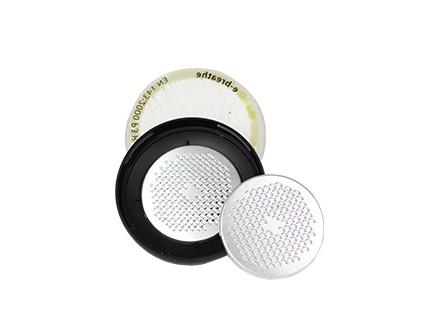 e-breathe Funkenschutzeinsätze für ecoPAD