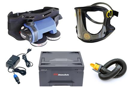 Ready-Pack PM Proflow 2 SC mit e-breathe Multimask Neoprene Gr.M