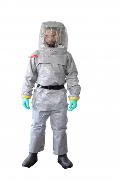 e-breathe Ready-Pack e-Flow mit PM Chemical Grey Outside Gr. S-XXL