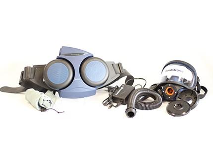 Ready-Pack Gebläse SR 500 mit SR 200 Vollmaske