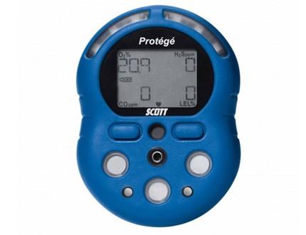 Protege 3 Gasmessgerät O2 / LEL / H2S (komplett)