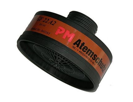 PM Gasfilter A2