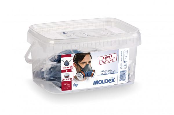 Moldex Halbmaske Serie 7000 Ready-Pack