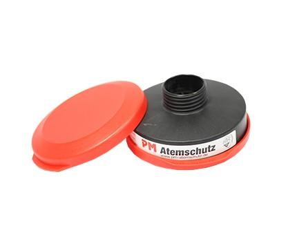 Verschlusskappe für Filter