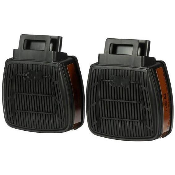 3M Kombinationsfilter D8055 A2 für Halbmaske HF-800