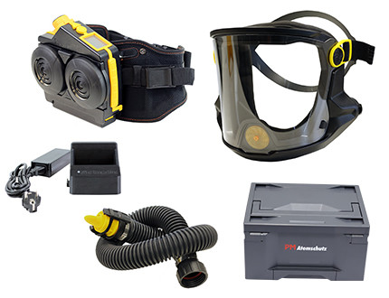 Ready-Pack e-breathe e-Flow mit Multimask Pro 2. Gen.